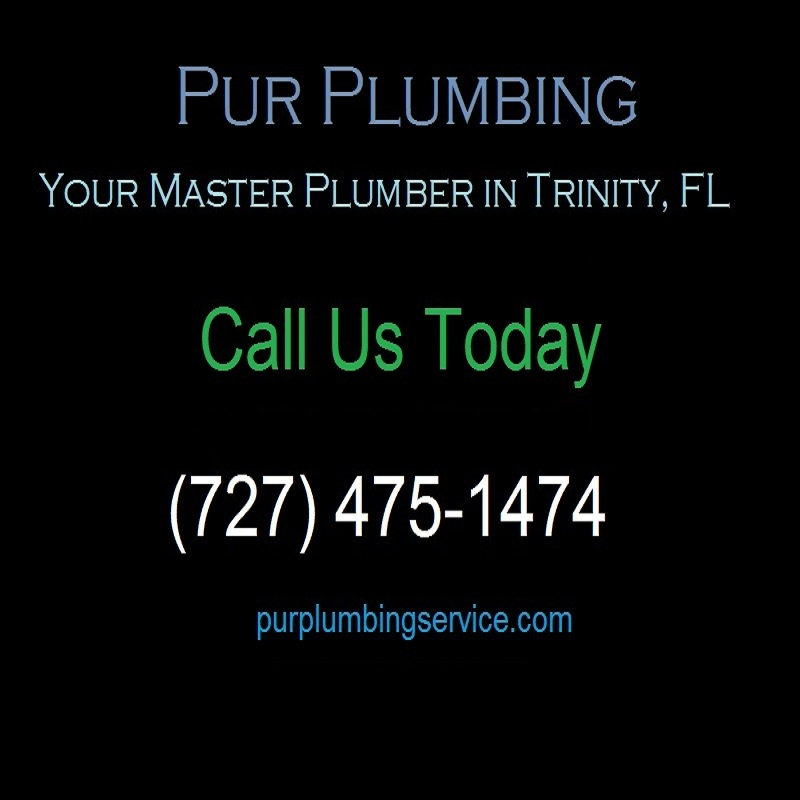 Call a Plumber for Plumbing Projects   727-475-1474